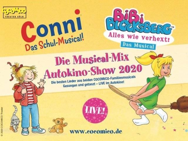 Die Musical-Mix Autokino-Show 2020