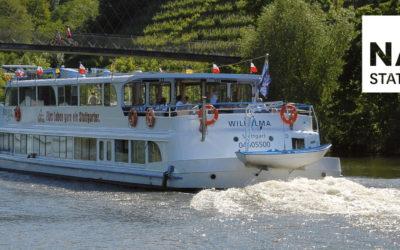 Neckar Rundfahrt mit dem Neckar-Käpt'n (Dienstag, Mühlhausen 1; 12:30)