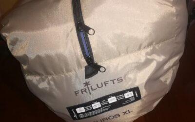 Schlafsack für Erwachsene Muros XL der Firma Frilufts