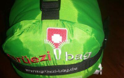 Grüezi Bag Schlafsack für Erwachsene