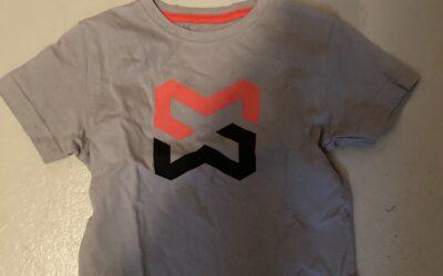 T-Shirt der Firma Würth MODYF (beige) Größe: 110-116