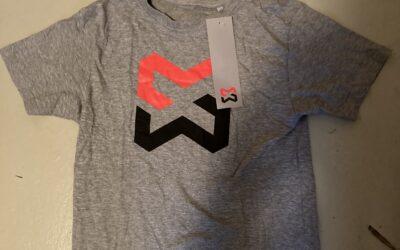 T-Shirt der Firma Würth MODYF (grau) Größe / Alter: 4-6 Jahre
